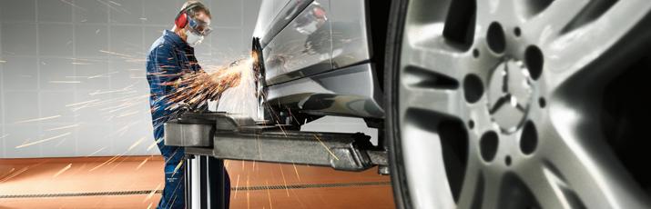 Approved Auto Body Repair Cheap Auto Insurance Alphabet - Mercedes benz body repair